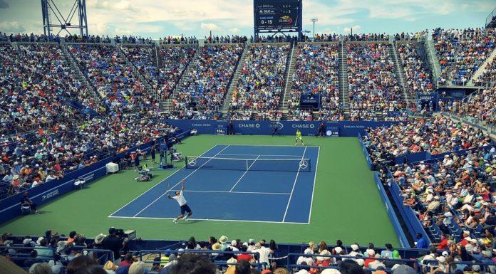 Tenis online za darmo