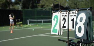 System bukmacherski na obstawianie tenisa
